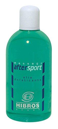 HIBROS Sport AfterSport Defatiguing Professional Oil, 500ml
