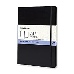 Moleskine Hard Cover Watercolor Portrait favored by urban sketchers
