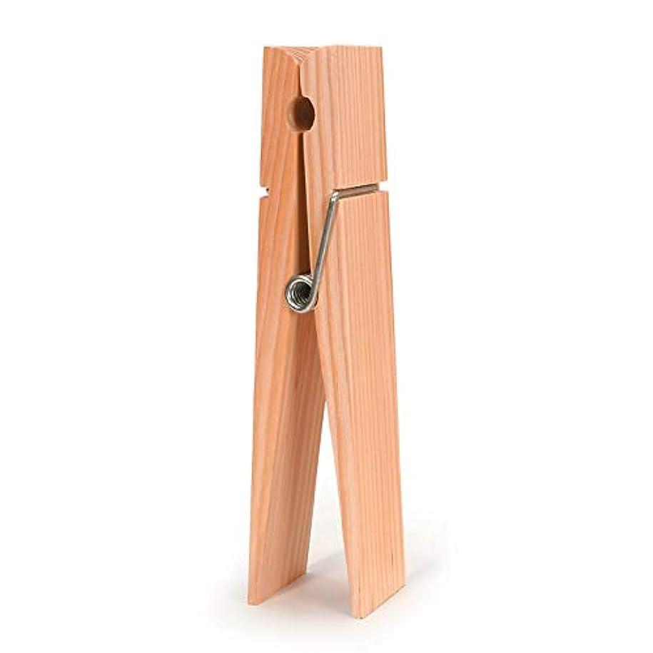 Bulk Buy: Darice DIY Crafts Clothespin Spring Natural Jumbo 9 inches (6-Pack) 9192-07 ugson933901025