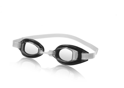 Speedo Unisex-Adult Swim Goggles Sprint Clear