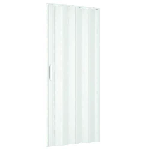 Puerta plegable de interior 83 x 214 cm de PVC Mod. Extra Standard