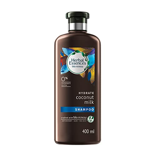 Herbal Essences bio renew Hydrate Shampoo with Coconut Milk, 400ml