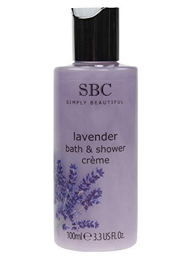 SBC Lavender - Lavendel Bad und Duschcreme 100ml