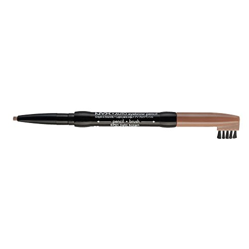 NYX Auto Eyebrow Pencil, Light Brown