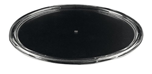 Basis voor Cover 152.32 Ø 40X2 Cm Helder Polycarbonaat - 1 eenheden