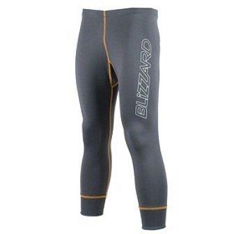 Blizzard Coolmax Thermo Light 3/4 Pantalon Taille XS pour Ski Snowboard Course Cyclisme randonnée