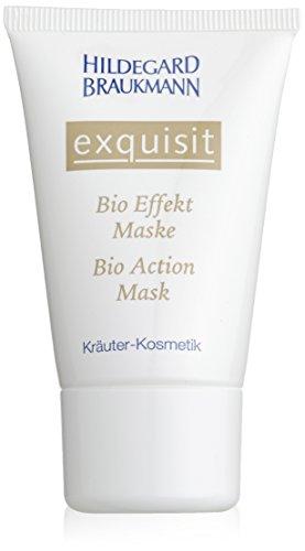 Hildegard Braukmann Exquisit femme/women, Bio Effekt Maske, 1er Pack (1 x 30 ml)
