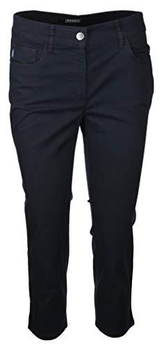 Zerres Damen Hose Cora Größe 44 EU Blau (blau)