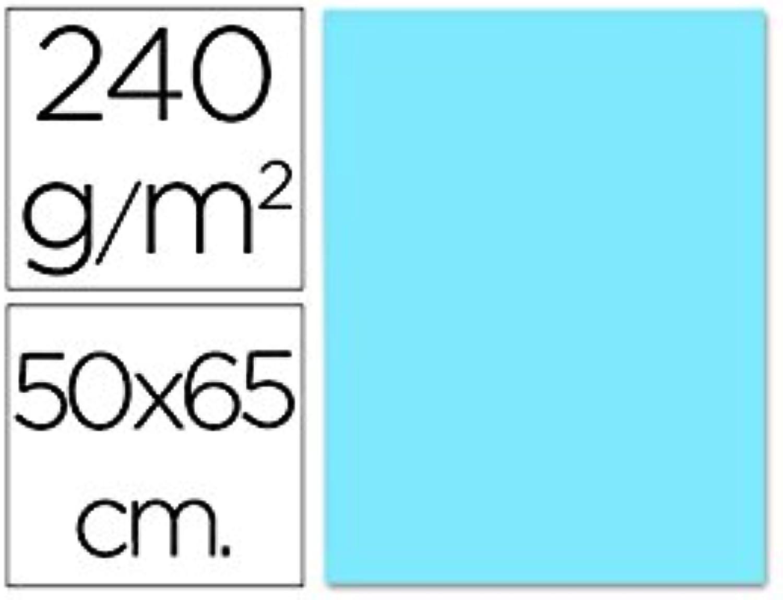 Liderpapel Tonkarton, 50 x 65 cm 240 g m2, 125 Bogen, himmelblau) B00PDRL0XG | Neue Produkte im Jahr 2019