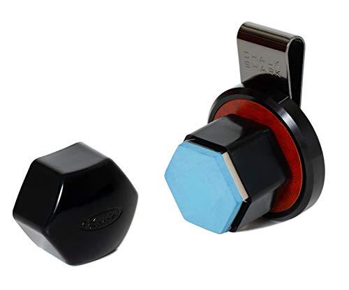 KAMUI Magnetic Hexagonal Chalk Holder Chalk Shark for ROKU Chalk (Brown)