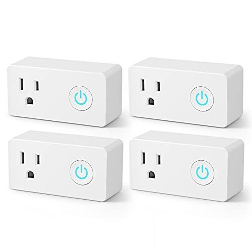 BN-LINK WiFi Heavy Duty Smart Plug Outlet