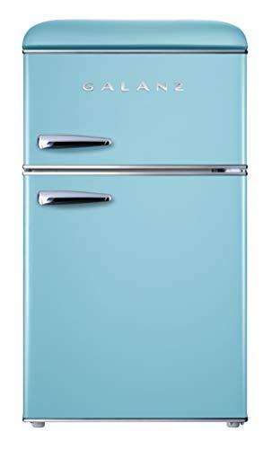 Galanz GLR31TBEER retro-compact-refrigerator, 3.1 Cu Ft, Blue