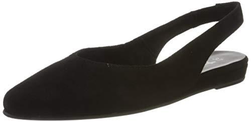 Tamaris Damen 1-1-29406-26 Slingback Ballerinas, Slingback, schwarz, 40 EU