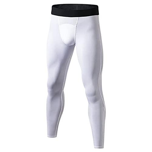Trailrest Leggings Hombre Gym pantalón de compresión Hombre Mallas Hombre largas pantalón Deporte Hombre Largo