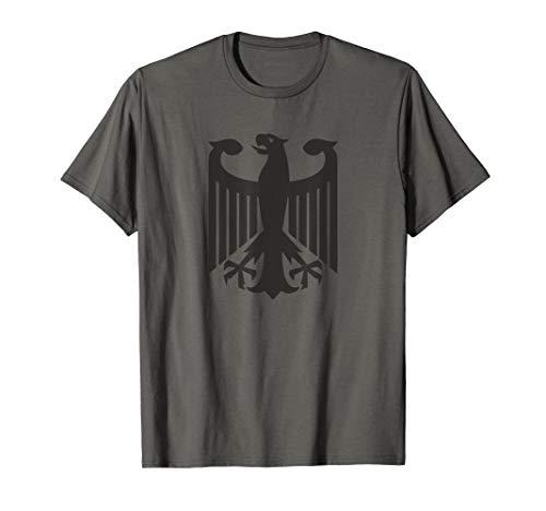 Deutscher Adler Deutsches Wappen Deutschland Bundeswehr T-Shirt