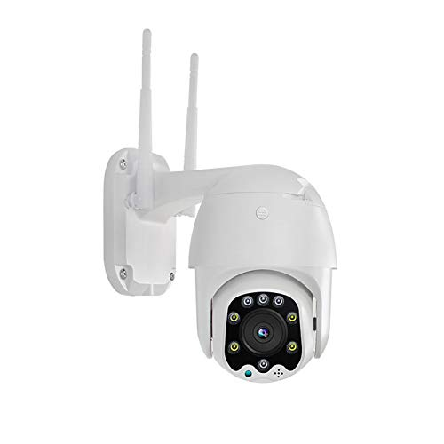 Outdoor IP Camera Surveillance Camera Dual Lens PTZ Security Camera for WiFi 1080P Outdoor IP66 Waterproof Wireless HD Camera / Two-Way Audio / Motion Detection / Night Vision