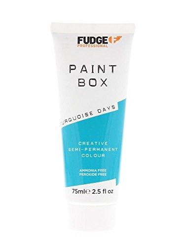 Fudge Paintbox Türkis Tage 75 ml