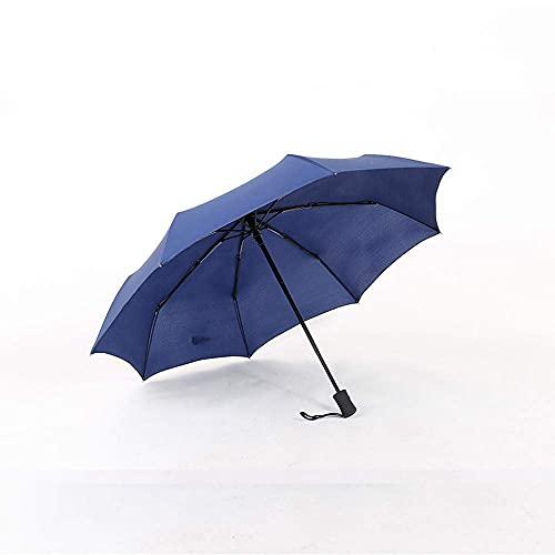 LYBT Klappschirm Creative Business Automatischer Sonnenschutz Regen faltender AD Regenschirm 30 * 100 * 118cm