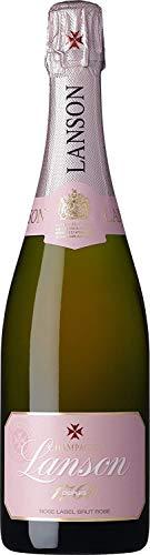 Champagne Lanson - Vino Espumoso Lanson Rose 0,70 L.