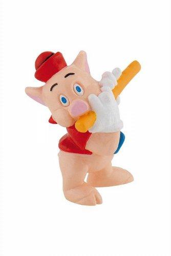 12490 - BULLYLAND - Walt Disney Les Trois Petits Cochons - Flutte