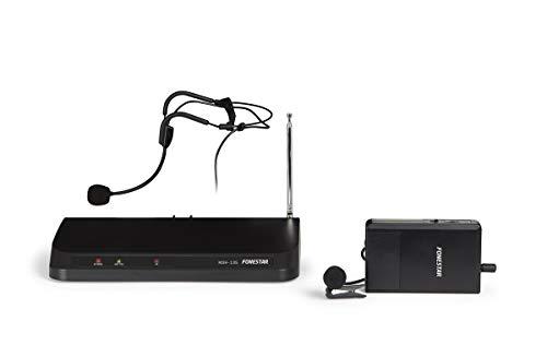 FONESTAR - Micrófono inalámbrico en VHF Fonestar MSH-135