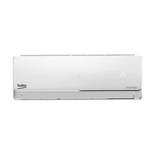 Climatizzatore 18000 Btu h Inverter Monosplit Condizionatore con Pompa di Calore Classe A++ A+ Deumidificatore (Unità Interna + Unità Esterna) - BEVPA180 + BEVPA181