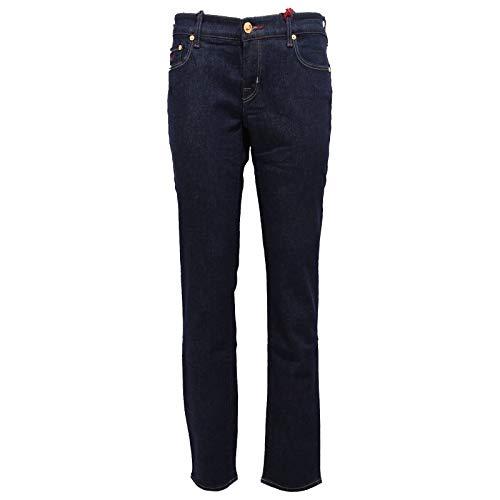 Jacob Cohen 3667Z Pantalone Donna Jocelyn Blue Jeans Woman [31]