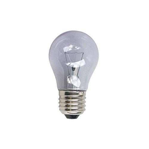 LG Glühlampe für Kühlschrank, 40 W, Weiß, für LG, Whirlpool oder Samsung