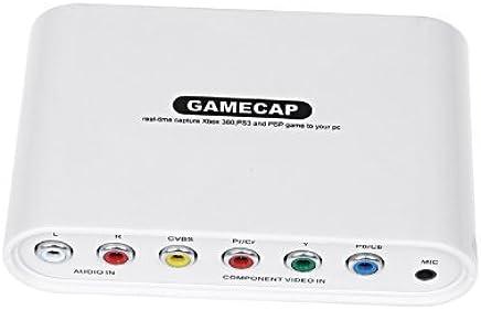 Aketek Gamecap HD Recorder - PlayStation 3/Xbox 360/PSP