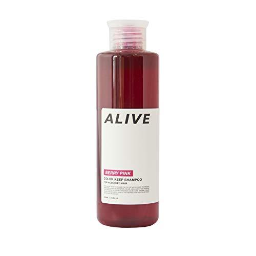 ALIVECOLORKEEPSHAMPOOVERYPINKアライブカラーシャンプー極濃ベリーピンクシャンプー200mlヘアカラー