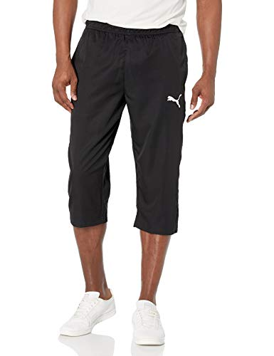 PUMA Herren Active Woven 3/4 Pants Hose, Black, XX-Large