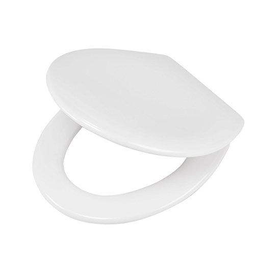 Tiger toiletbril, Duroplast, wit, 37 x 5 x 44,6 cm