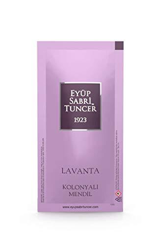 EST1923 Erfrischungstücher, 100 Stück, Duftrichtung Lavendel, einzeln verpackt, refreshing towel, für Hände geeignet