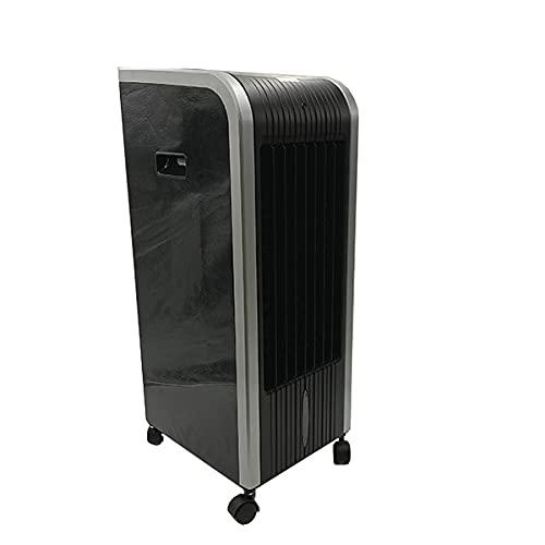 Jolitec Black-Cool Climatizador 5 en 1 digital portátil Climatizador, Evaporativo, Calefactor, Ventilador, Humidificador, Ionizador Portátil - Frío 80W - Calor 1000W - 2000W
