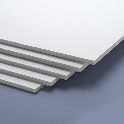 Cartón Pluma Blanco 5 mm, 50x70 (unidad)