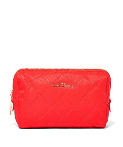 Marc Jacobs Mujeres la bolsa del triángulo de la belleza Red One Size