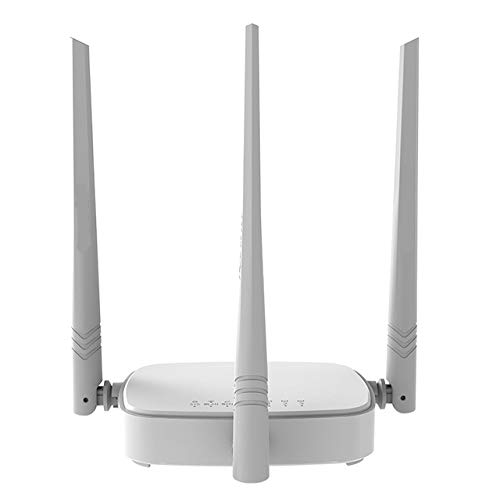 ZUEN N318 300Mbps-Wireless-Wifi-Router WLAN-Repeater, Multi Language Firmware, Router/WISP/Repeater/AP-Modus, 1WAN + 3LAN RJ45 Ports