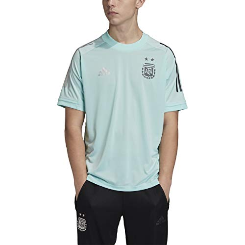 adidas 2020-21 Argentina Training Jersey - Teal M