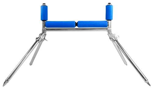Dinsmores Improved Diecast Silver Roller - Blue, 38 cm