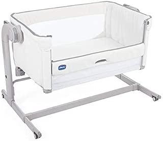 Chicco Next 2 Me Side Sleeping Crib (Magic White)