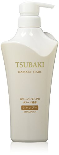 Tsubaki Damage Care Shampoo Jumbo Size 500ml