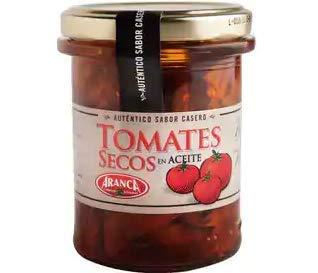 Aranca- Tomates Secos en Aceite- Autentico Sabor Casero para todas tus comidas - 190 G