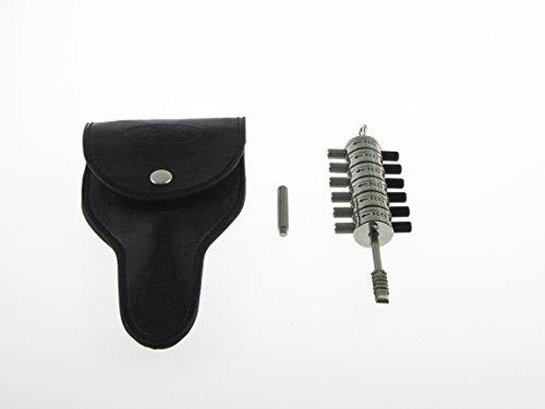 Suoyigou Full Set Of Premium Ford Tibbe lock Pick & Decoder locksmith pick tools by suoyigou