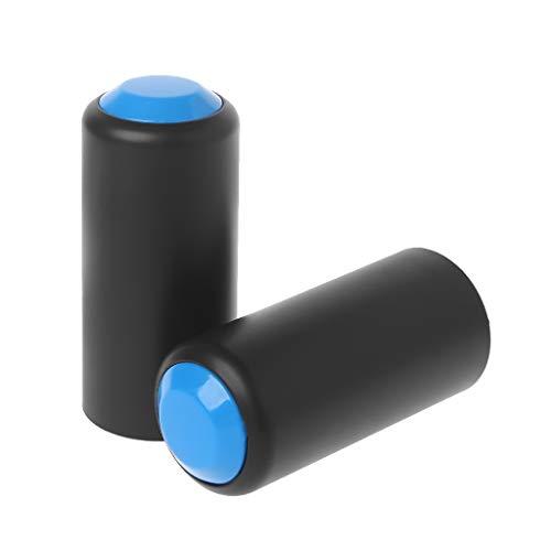 SimpleLife draadloze microfoon batterij schroef op dop Cup Cover voor Shure Pgx2 Slx2 Handheld microfoon