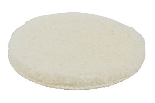 Wolfcraft 3166000 boina de pulir de lana de cordero adhesivo PACK 1, 0 W, 0 V, Ø 150 mm