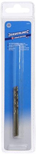 Silverline 456921 - Brocas de cobalto, 2 pzas (3,5 mm)
