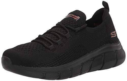 Skechers Bobs B Flex Color Connect, Zapatillas Mujer, BBK, 41 EU