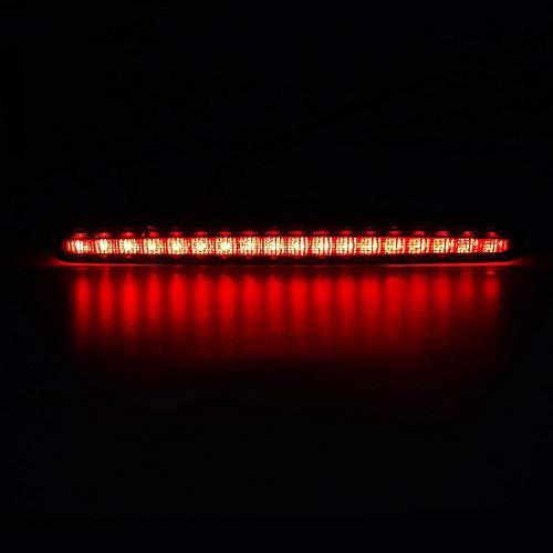 panthem 3rd Center Heckklappe High Level Bremslicht LED Bremslicht Ersatz für V-W T5 2003-2010, rot