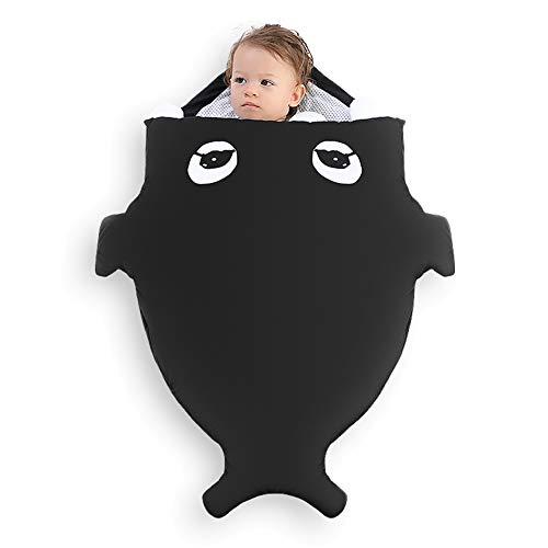 Baby GOUO@ Poussette pour bébé Sac de Couchage Chaud Sac de chancelière Anti-Coup de Couette Cartoon Superbe Courtepointe 4 Saisons Universelle pour 0-12 Mois (90 * 73cm