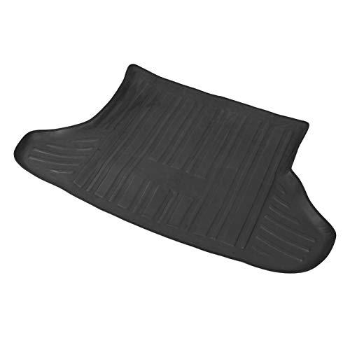 Almohadilla protectora antideslizante, alfombra del maletero del automóvil, alfombrilla del piso, reutilizable para el trabajo del maletero del automóvil con Toyota Prius 2012-2015